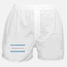 Chi-Town Axolotl (vintage look) Boxer Shorts