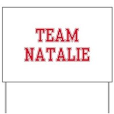 TEAM NATALIE  Women and apos;s Pink T-Shirt Yard S