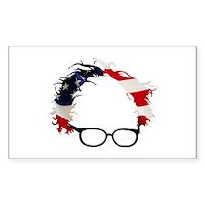 Bernie Flag Hair Decal