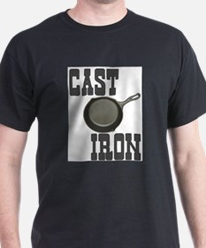 Cast Iron Ash Grey T-Shirt