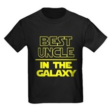 Best Uncle Galaxy T-Shirt