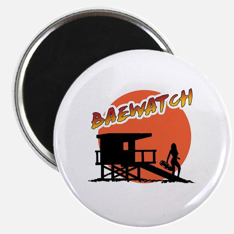 Cute Baywatch Magnet
