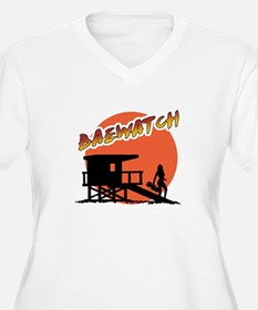 Baewatch Plus Size T-Shirt