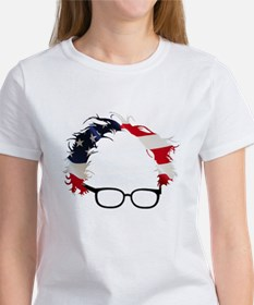 Bernie Flag Hair T-Shirt