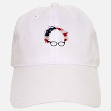 Bernie Flag Hair Baseball Baseball Cap