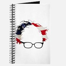 Bernie Flag Hair Journal