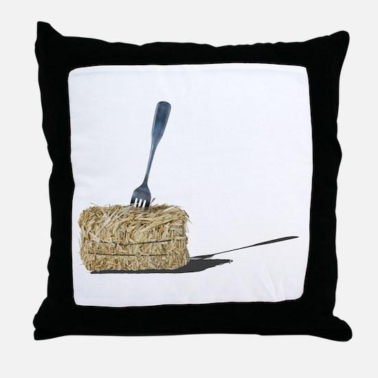 Funny Boring Throw Pillow