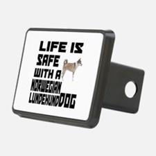 Life Is Safe With A Norweg Hitch Cover