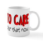 Take a Pill for That Mug