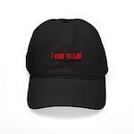 Take a Pill for That Black Cap