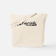 Riverside California Vintage Logo Tote Bag