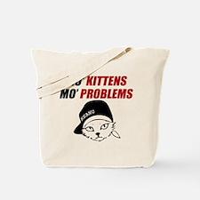 Mo Kittens Keanu Tote Bag