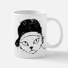 Keanu Kitten Graphic Mugs