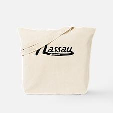 Nassau Bahamas Vintage Logo Tote Bag