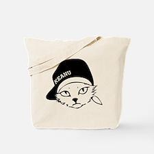 Keanu Kitten Tote Bag