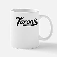 Toronto Ontario Vintage Logo Mugs