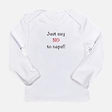 saynonap Long Sleeve T-Shirt