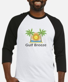 Gulf Breeze Baseball Jersey