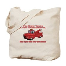 Tow Truck Tshirts and Gifts Tote Bag