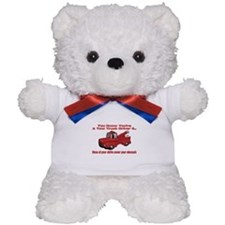 Tow Truck Tshirts and Gifts Teddy Bear