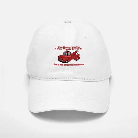 Tow Truck Tshirts and Gifts Baseball Baseball Cap
