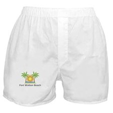 Fort Walton Beach Boxer Shorts