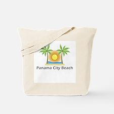 Panama City Beach Tote Bag
