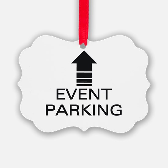 Event Parking Ornament