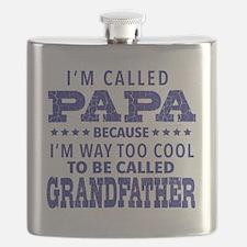 Funny Papa Flask