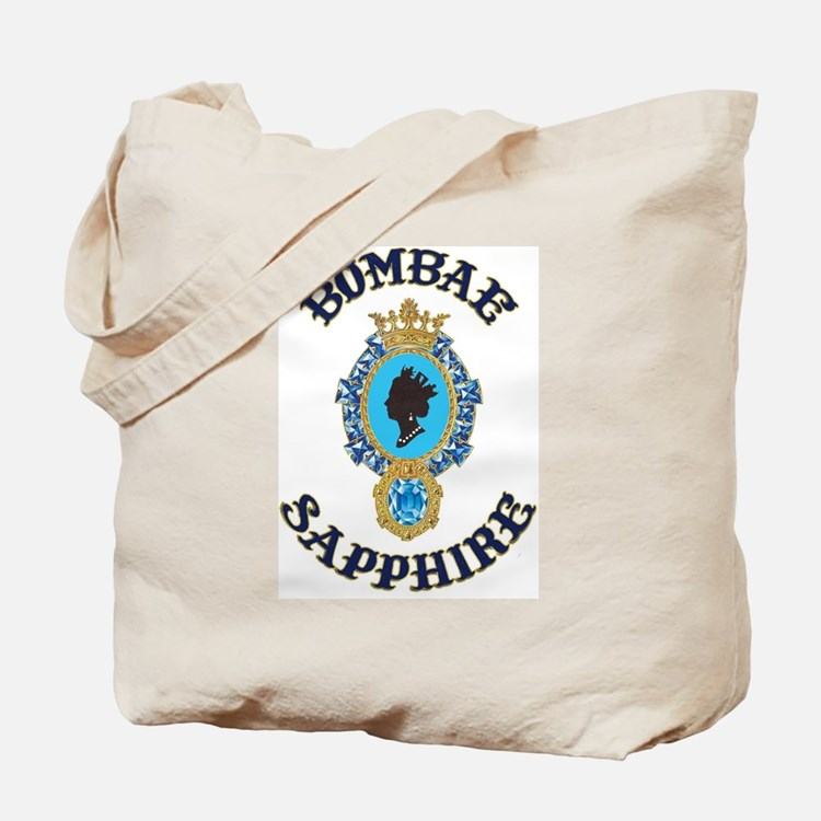 Cute Bombay Tote Bag