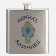 Bombae Sapphire Flask