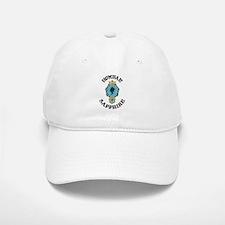 Bombae Sapphire Baseball Baseball Cap