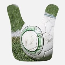 Soccer Ball on Field Bib