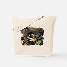 Dreamy Crab Tote Bag