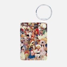 We Walk Together Keychains