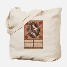 Victorian Prayer Tote Bag