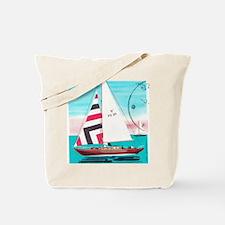 Funny Vintage polska Tote Bag