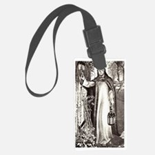 The Light of Christ Luggage Tag