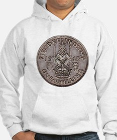 Silver Shilling Hoodie