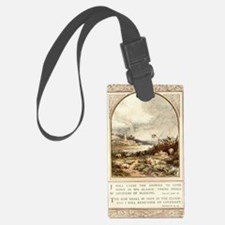 Shower of Blessings Luggage Tag