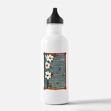 Matthew 6 Water Bottle