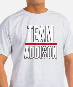 Greys Anatomy Team ADDISON T-Shirt