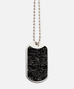 Constellation Dog Tags