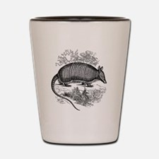 Cute Armadillos Shot Glass