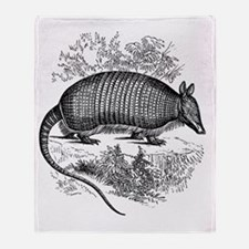 Unique Armadillo Throw Blanket