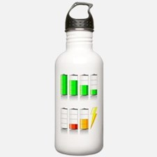 Cute Battery powered Water Bottle