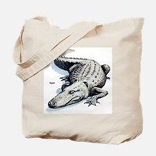 Alligator Gator Tote Bag