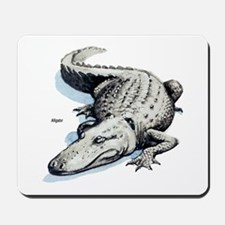 Alligator Gator Mousepad