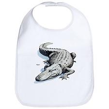 Alligator Gator Bib