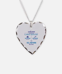 Cool Lake Necklace